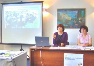 Meeting in Varna, June 2011